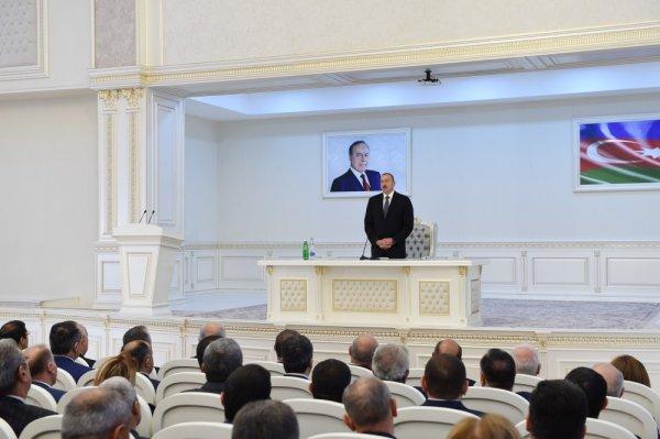 Sumqayıtda Heydər Əliyev Mərkəzinin binasının açılışı oldu: 30 nəfər işlə təmin olunacaq -FOTOLAR