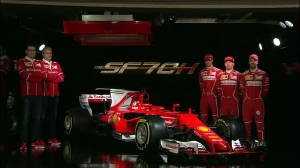 """Formula 1"": ""Ferrari"" bu ilin bolidini təqdim etdi – FOTO"