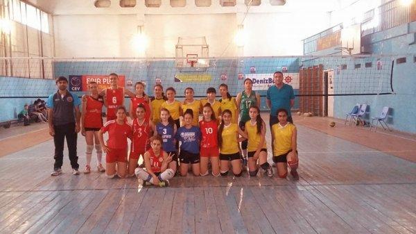 Sumqayıt voleybol komandası acınacaqlı durumda (MÜSAHİBƏ) - FOTOLAR