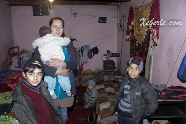 Həyatla ölüm-dirim mübarizəsi aparan sumqayıtlı ailə – VİDEO+FOTO