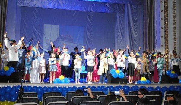 Sumqayıtda Ukrayna ilə dostluq və diplomatik əlaqələrin qurulmasının 25 illiyinə həsr olunmuş  konsert keçirilib