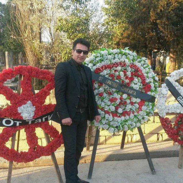 Tanınmış sumqayıtlı sehrbaz avtoqəzada öldü - FOTO