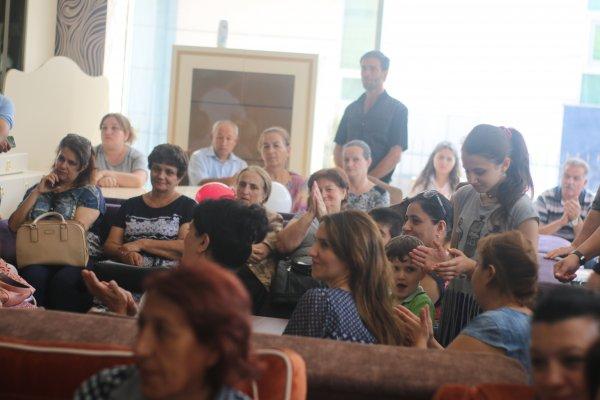 Sumqayıtdakı Servi Mebel evindən möhtəşəm açılış - inanılmaz kampaniya - FOTOLAR