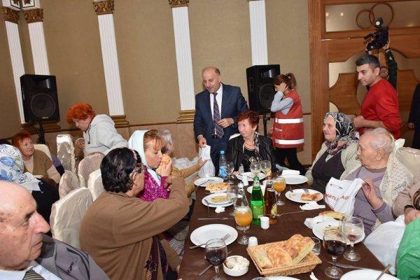Beynəlxalq Ahıllar Günü Sumqayıtda qeyd olunub - FOTOLAR