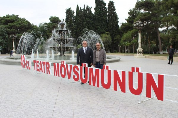 """Bir tamaşanın təəssüratları : Sumqayıt  teatrsevərləri """"Ocaq"""" başında"""