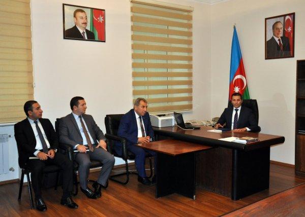 Sumqayıtda Prezident təqaüdçüləri ilə görüş keçirilib -   FOTOLAR