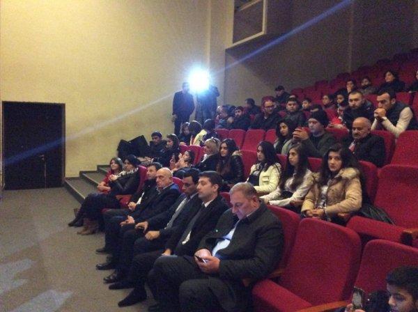 Musiqi məktəbinin kollektivi Gürcüstanda səfərdə olub - FOTO
