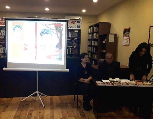 Sumqayıtda xatirə gecəsi keçirilib - FOTO