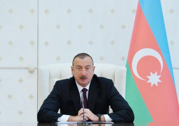 Prezident İlham Əliyev Əlcəzairin ədliyyə nazirini qəbul edib