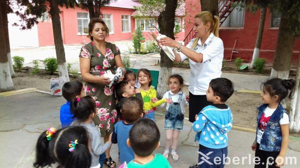 Sumqayıtda silsilə tədbirlər keçirilib - FOTOLAR