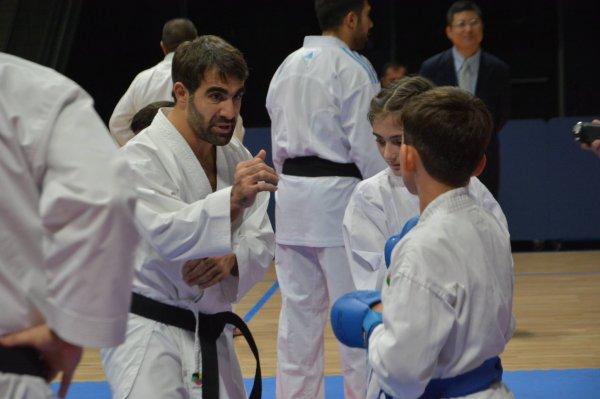 """Karatenin """"brilliyant oğlanı"""" üçün özəl gün - VİDEO + FOTOLAR"""