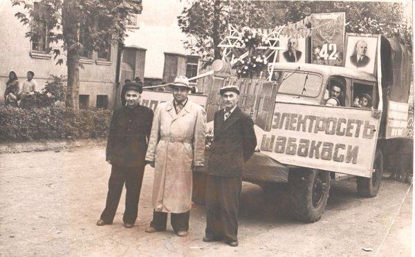 Həmid Müfidzadə - Sumqayıt Elektrik şəbəkəsinin yaradıcısı (FOTOLAR)