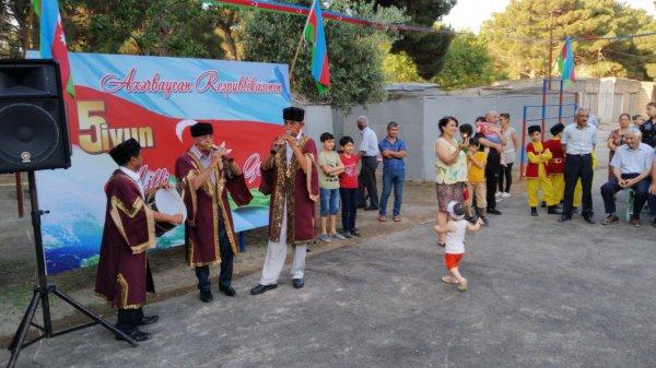 Sumqayıt Regional Mədəniyyət İdarəsinin tabe müəssisələrində silsilə tədbirlər keçirilib - FOTOLAR