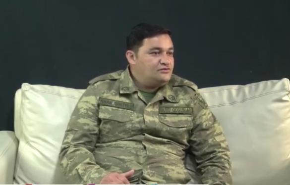 """Ağır durumda olan sumqayıtlı qazidən çağırış:""""Mənə kömək edin"""" – VİDEO"""