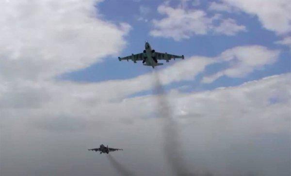 Hərbi Hava Qüvvələri təlim-məşq uçuşları keçirir - FOTO