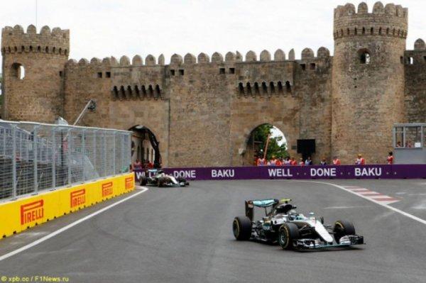 Formula 1 Azərbaycan Qran-Prisi gələn il iyunun 12-də təşkil olunacaq