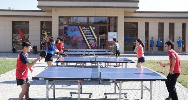Stolüstü tennis üzrə Sumqayıt birinciliyinin qalibləri müəyyənləşib