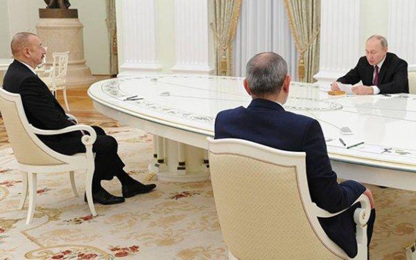 Noyabrın 9-da Moskvada Azərbaycanla Ermənistan iki yeni sənəd imzalayacaq