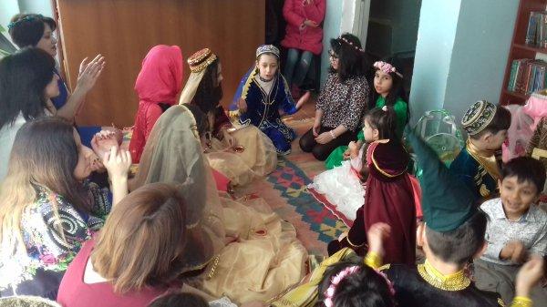 Sumqayıtda mədəniyyət müəssisələrində  bayram tədbirləri keçirilib - FOTOLAR