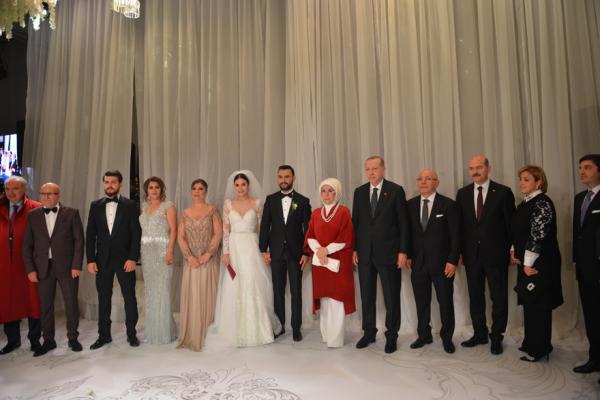 Ziya Məmmədovun oğlu Alişanın nikah şahidi oldu - VİDEO