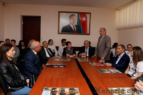 """Sumqayıtda """"Yaşa-yaşa Azərbaycan"""" - FOTOLAR"""