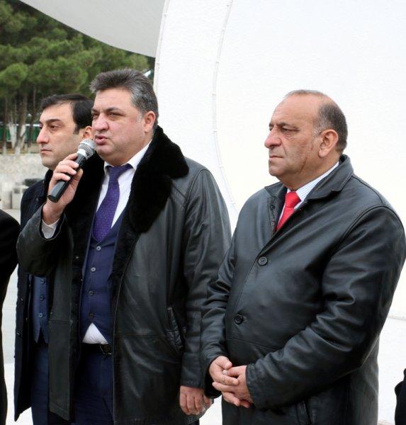 Sumqayıtda onlar qalib oldular: Rafiq Oday, Elvin Əlizadə... - FOTOLAR