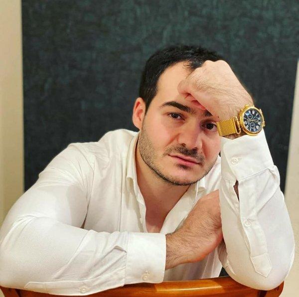 Jurnalistləri təhqir edən iş adamının oğlu imiş - Fotolar